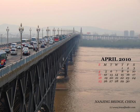 April,NanjingBridge1280x1024