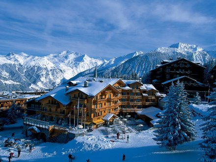 Courchevel-France-Ski-Resort-Luxury-Europe-French-Alps