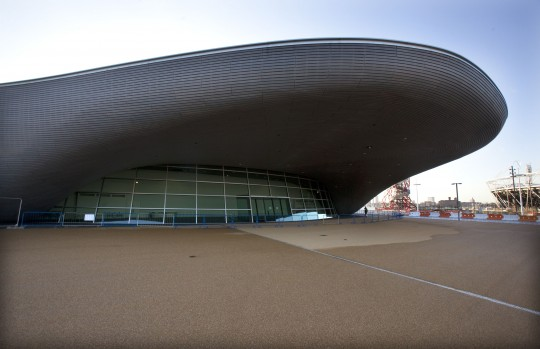 New Olympic Park Venue Guide For The London 2012 Olympic Games