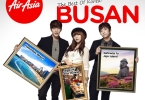 Airasia X is now flying to Busan