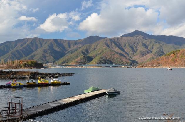 Kawaguchiko_Lake