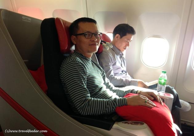 My Airasia X Premium Flatbed Seat Experience