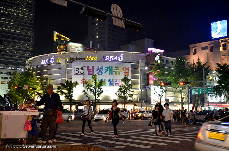 Dongdaemun-shopping-area