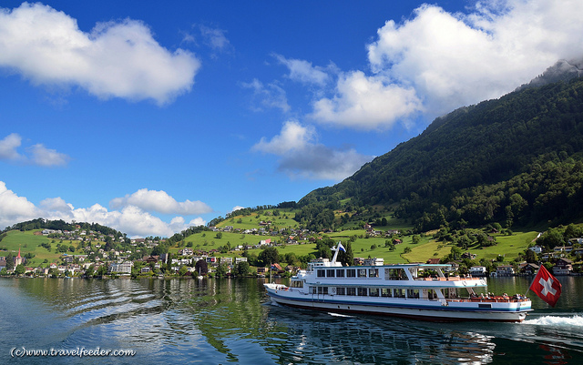 Lucern_Lake_Switzerland