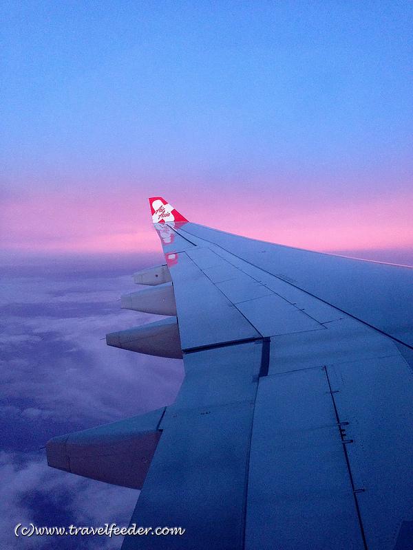 AirasiaX flight