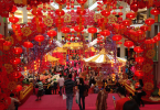 CNY-decoration-in-Pavilion