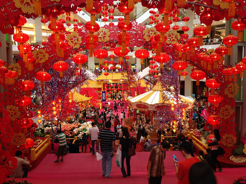 Chinese new year 2014 images in malaysia are here for Home decorations china