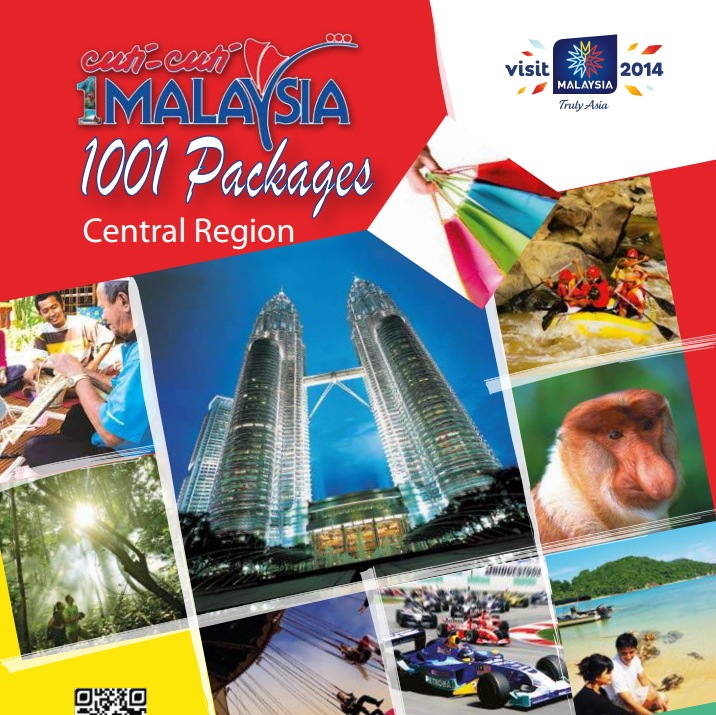 1000 Tourism Malaysia Holiday Packages
