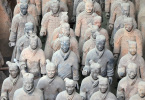 Qin Terracotta Army- Close-up