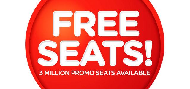 Airasia free seat promotion 2016