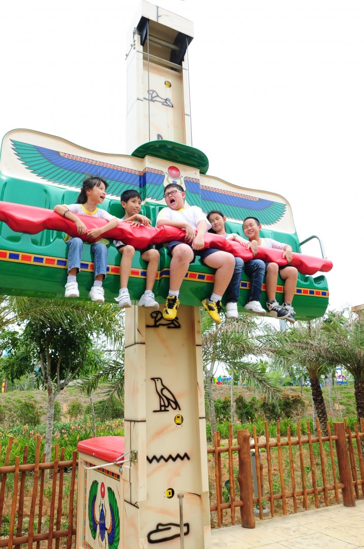 First LEGOLAND® PARK in Asia reveals 76 acres of theme ...