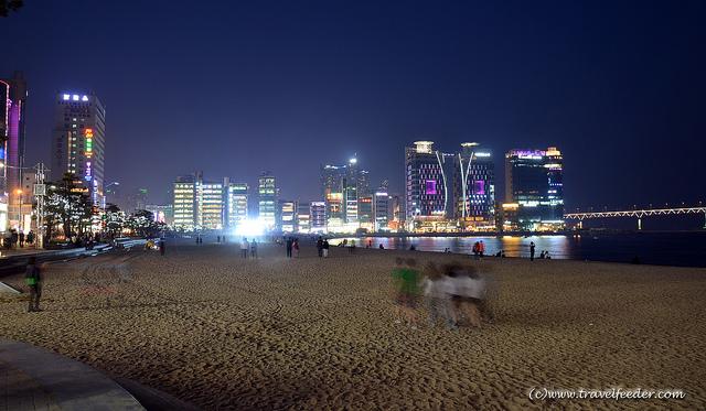 My Korea tour Day 3 \u2013 Travel guide to Gwangalli Beach Busan
