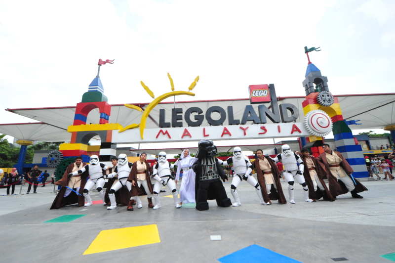 Largest STAR WARS Anniversary Celebration