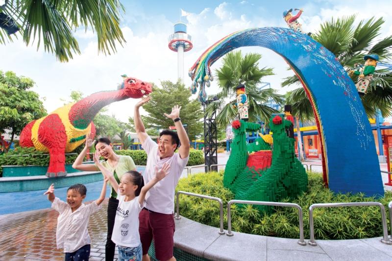 Legoland Malaysia 5th Anniversary celebration Image 2
