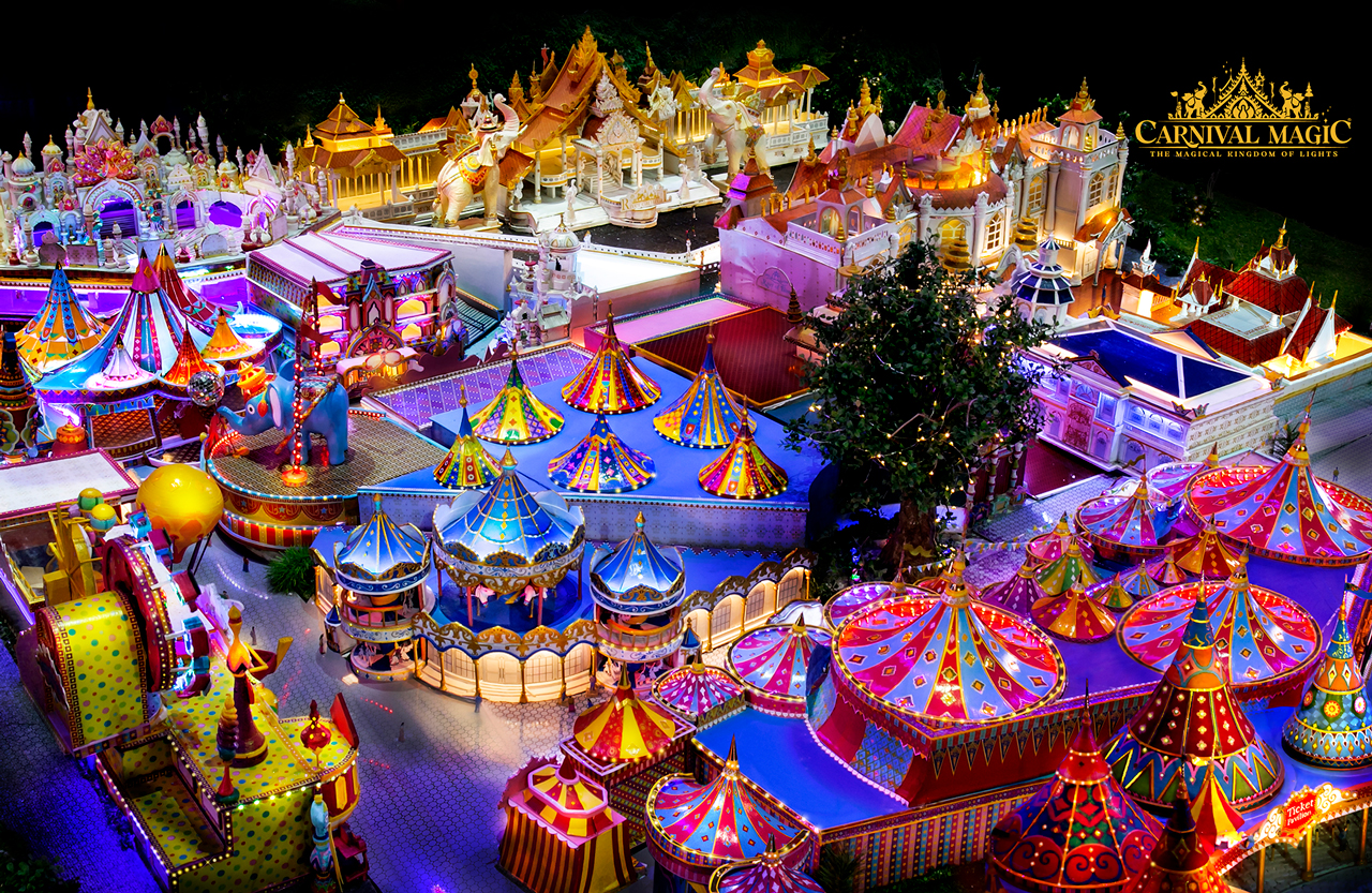 Phuket Fantasea World S First Thai Carnival Theme Park